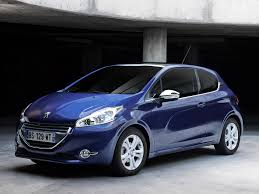 peugeot blue peugeot 208 specs and photos strongauto