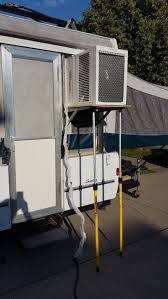 camper trailer ac unit with amazing inspirational in canada