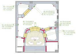 Recording Studio Floor Plans Wall Points Recording Studio C201