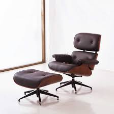 Brown Leather Chair With Ottoman 20 Ways To Leather Lounge Chair And Ottoman