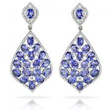 tanzanite earrings tanzanite earrings