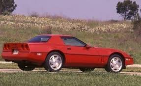 1989 chevrolet corvette convertible road test review car and