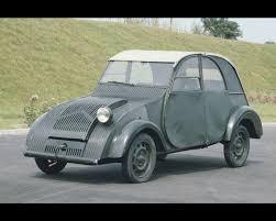 citroen classic 2 cv 1939 prototype