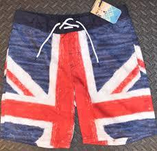 Beitish Flag Mens British Flag Union Jack Swim Shorts Primark New S Xxl