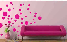 gold polka dot wall decals home design ideas