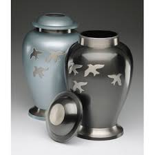 funeral urns for ashes cremation urns birds of peace cremation urn