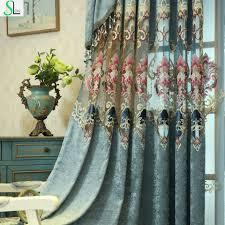 Blue Kitchen Curtains by Blue Kitchen Curtains Promotion Shop For Promotional Blue Kitchen