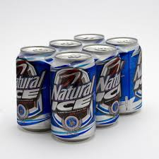 how much alcohol is in natural light beer natural ice 12oz 6 pack beer wine and liquor delivered to your