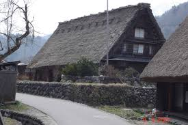 ancient a frame gassho zukuri homes villages of shirakawa go