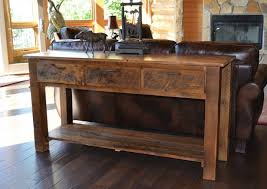 Black Sofa Table Console Tables Awesome Awesome Sofa Table With Drawers Hallway