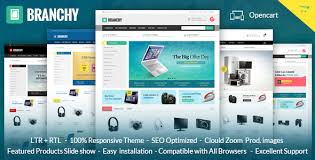 glorious opencart responsive theme by templatemela themeforest