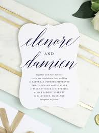 Library Card Invitation 16 Printable Wedding Invitation Templates You Can Diy