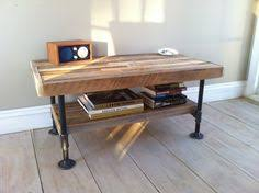 Pipe Coffee Table by Round Table 42
