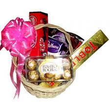 Chocolate Gift Baskets Chocolate Lover Basket Online Order To Philippines