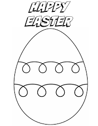 easter eggs printables