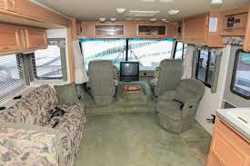 Motor Home Interiors Proofing