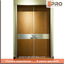 Double Swing New Door Designs Double Swing Hospital Doors Interior Door Made In