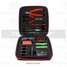 Authentic Coil Master Vape Pouch buy coil master diy kit bag v2 free delivery at vapour uk