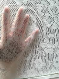 lace window treatment with cornstarch annabel vita