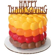 thanksgiving cake topper happy thanksgiving cake topper