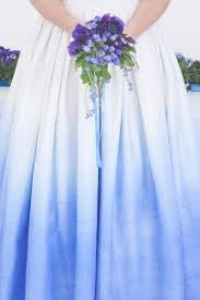 dip dye wedding dress diy tutorial dip dye your wedding rock n roll