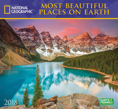 beautiful places on earth national geographic most beautiful places on earth deluxe calendar
