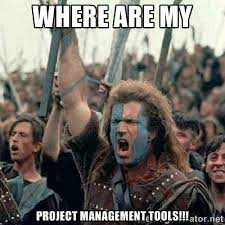 Project Management Meme - what to do if you are given a bad project you want to avoid