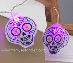 Halloween Skull Lights by Halloween 2015 Mixing Old Favorites U0026 New Loves Me Myself And Jen