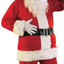 santa claus costume for toddlers rubie u0027s promotional flannel santa claus suit mens costume