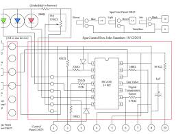 component thermostat circuit incubator with spa schematics