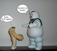 Stay Puft Marshmallow Man Meme - stay puft marshmallow man review infinite hollywood