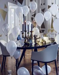 Room Decoration For New Year Party by Admirable Home Dining Room Party In New Year Eve Inspiring Design
