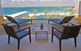 Modern Patio Furniture Miami by Furniture Modern Grey Seating By Janus Et Cie Outdoor Furniture