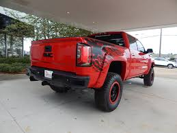 lifted gmc red lifted trucks for sale in florida tuscany trucks mckenzie