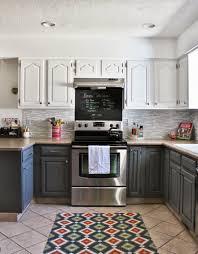 Chalkboard Kitchen Backsplash Ideas About Gray Siding On Pinterest White Trim Black Shutters And