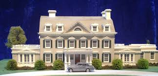 gary lawrance architectural models of hamptons houses featured in