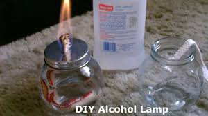Paraffin Lamp Oil Walmart by Diy Alcohol Lamp W Quick