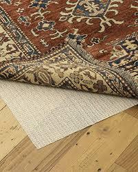 amazon com eco hold rug pad 5 u0027 x 8 u0027 100 heavier and thicker
