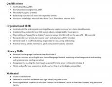 caregiver resume 19 best sample it could help them to find their