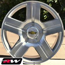 chevy silverado wheels texas edition rims replica silver machined