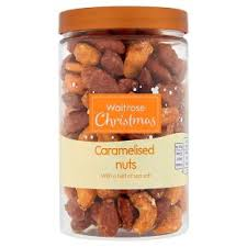 christmas nuts christmas caramelised nuts waitrose
