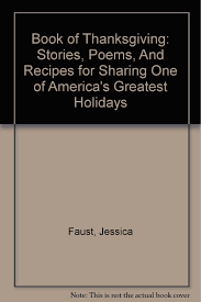book of thanksgiving stories poems and recipes for one