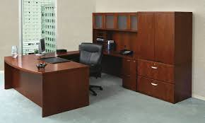 Office Furniture Storage by Discount Office Furniture Mayline Mira Bow Front Desk Meu1
