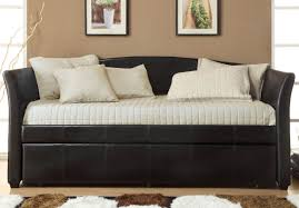 daybed amazing full side bed tufted nailhead daybed together