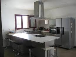 faire une cuisine ouverte incroyable chambre aubergine et blanc 8 cuisine en u dimension