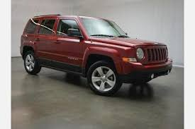jeep patriot for sale used jeep patriot for sale in portland or edmunds