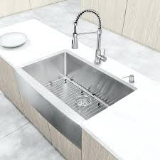 vigo stainless steel pull out kitchen faucet vigo stainless steel faucet all in one stainless steel farmhouse