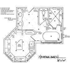 bath floor plans master bath plans myfantasticfriends org