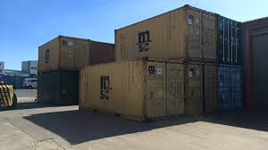 used and refurbished steel containers for hire storage