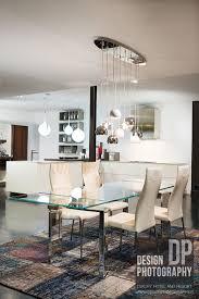 sala da pranzo moderna gallery of le 25 migliori idee su illuminazione della sala da